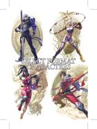 Select Format Characters - Soul Caliber 6