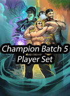 Champion Batch 5 Promos - Judgment Day
