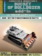 Bucket of Bulldozer