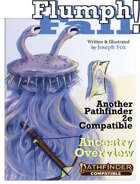 Flumph Fall! a Flumph Ancestry for Pathfinder Second Edition
