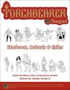 Torchbearer Sagas: Wanderers, Outcasts & Exiles