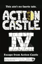 Action Castle IV: Escape from Action Castle