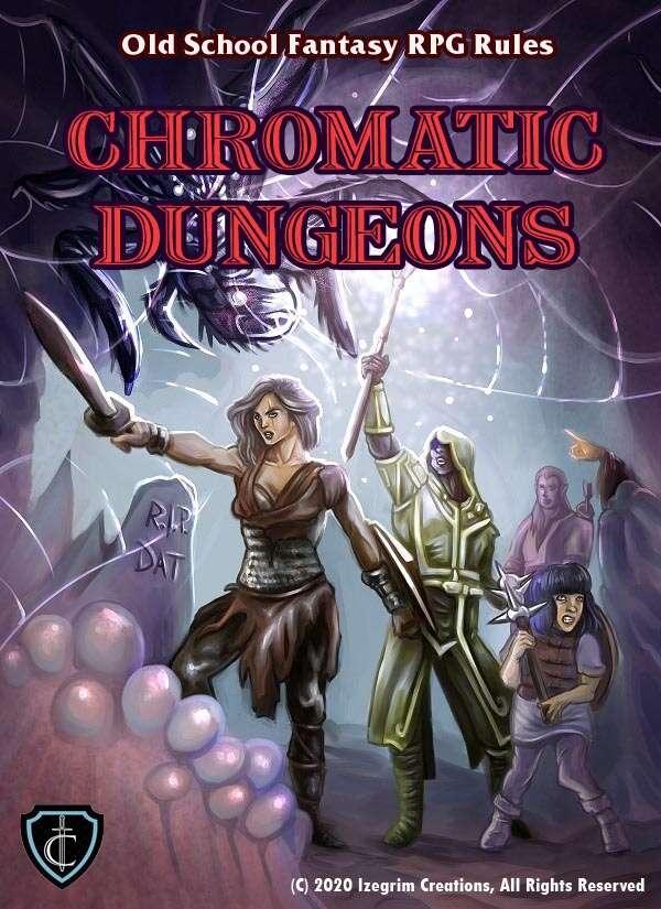 Chromatic Dungeons RPG
