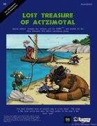 A2 Lost Treasure of Actzimotal
