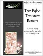Add-A-Room II: The False Treasure Room
