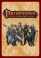Pathfinder Adventure Card Game Errata Set 1 (RoR, 1st printing)