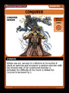Conjurer - Custom Card