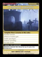 A Growing Darkness - Custom Card