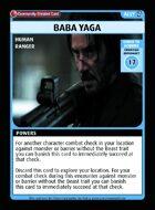 John Wick - Custom Card