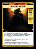 Killing Moon - Custom Card