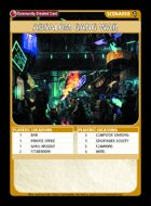 Absalom Gang War - Custom Card