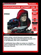 Assassination Attempt (sb 3) - Custom Card