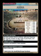 Arena - Custom Card