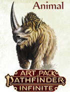 Animal Art Pack (Pathfinder Infinite)