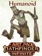Humanoid Art Pack (Pathfinder Infinite)