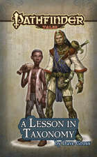 Pathfinder Tales: A Lesson in Taxonomy ePub