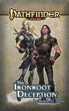 Pathfinder Tales: The Ironroot Deception ePub