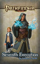 Pathfinder Tales: The Seventh Execution ePub
