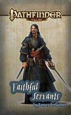 Pathfinder Tales: Faithful Servants ePub