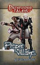 Pathfinder Tales: Proper Villains ePub