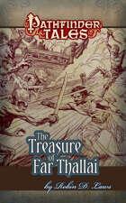 Pathfinder Tales: The Treasure of Far Thallai ePub