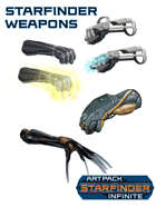 Weapons Art Pack (Starfinder Infinite)