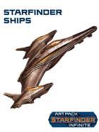 Ships Art Pack (Starfinder Infinite)