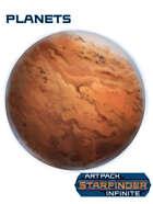 Planets Art Pack (Starfinder Infinite)