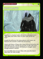 Orgollasyr - Custom Card