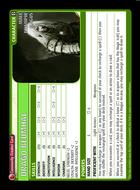 Drago Beumhal - Custom Card