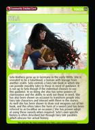 Sela - Custom Card