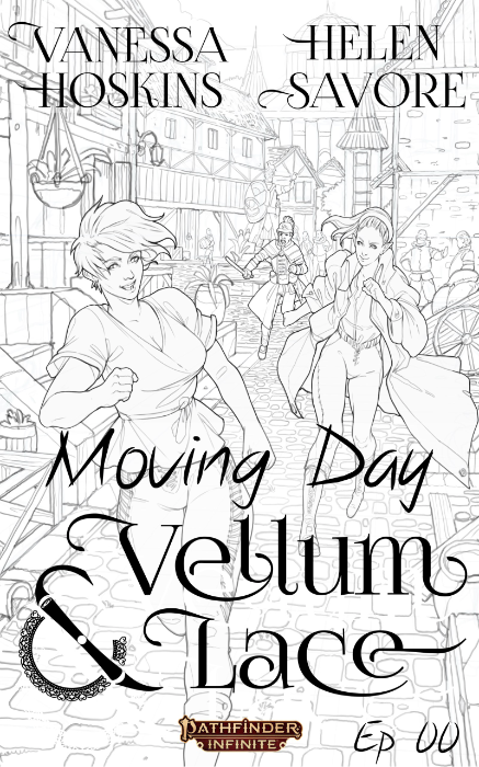 Vellum & Lace Ep 00 Moving Day