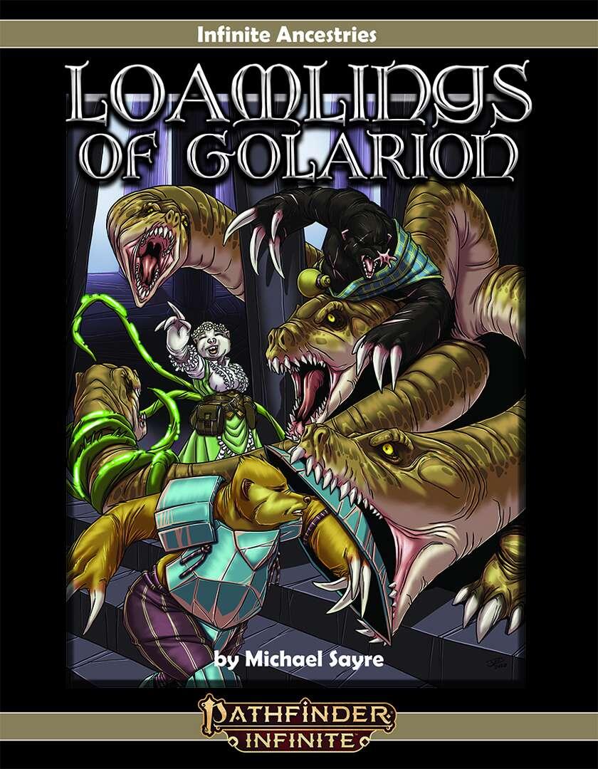 Infinite Ancestries: Loamlings of Golarion