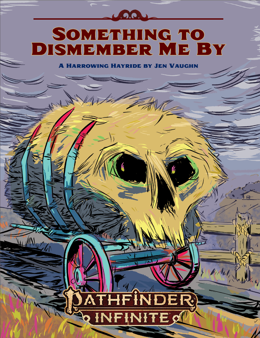 Something to Dismember Me By: A Harrowing Hayride