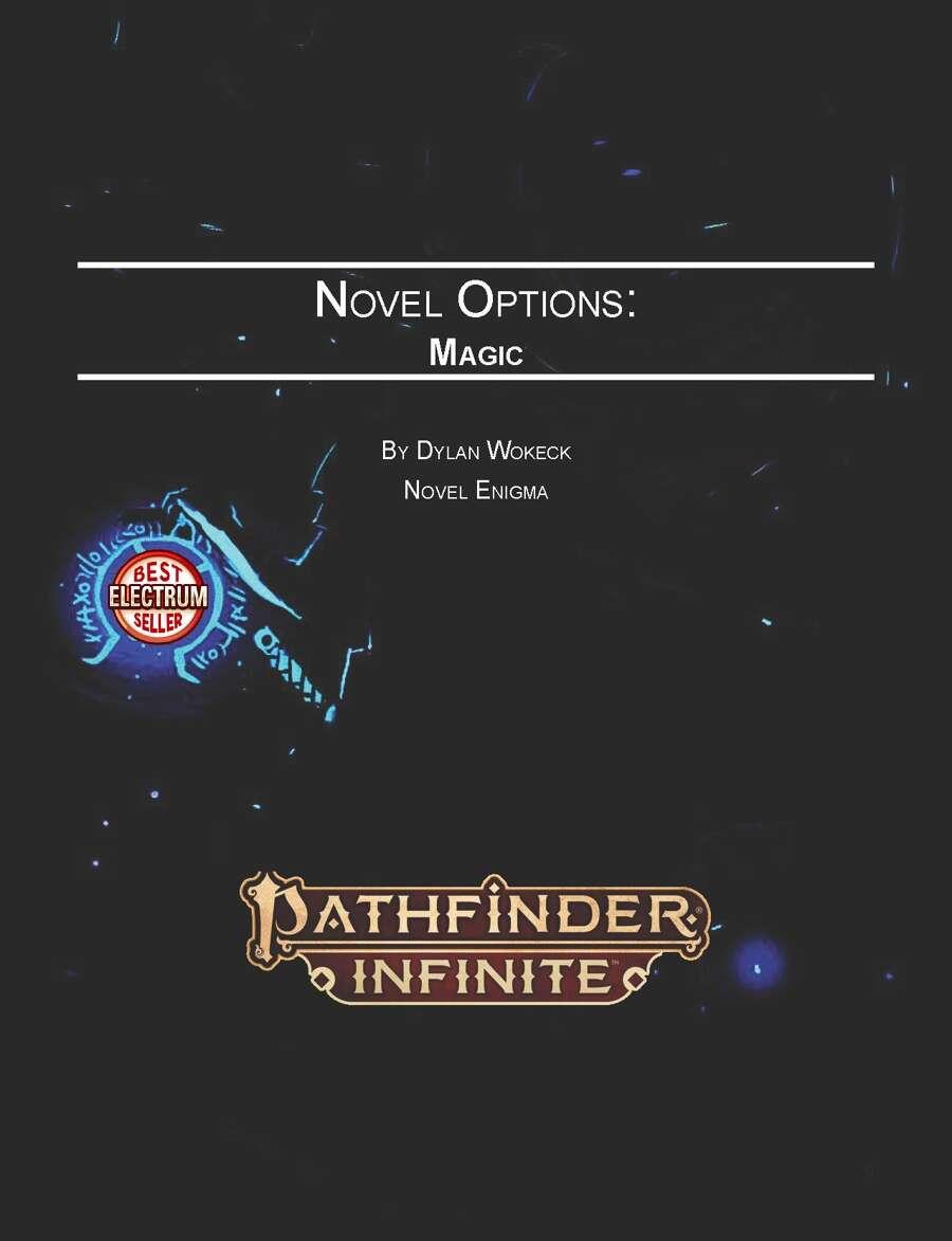 Novel Options: Magic