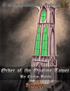 Order of the Opaline Tower