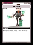 El NiÑo - Custom Card