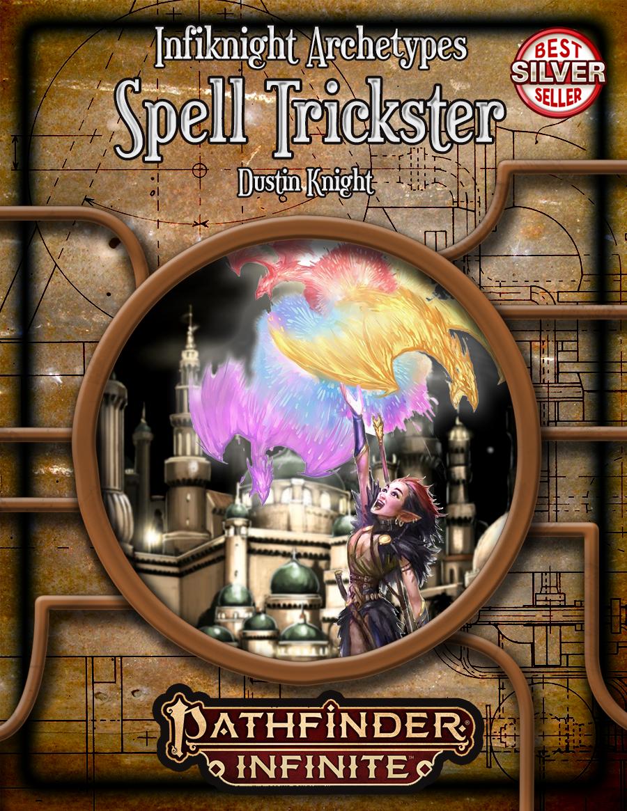 Infiknight Archetypes: Spell Trickster