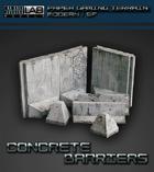 Concrete Barriers 1.1