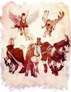 Ponyfinder - Character Sheet