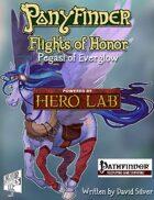 Ponyfinder - Flights of Honor Herolab Extension