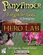 Ponyfinder - Forgotten Gods of Everglow Herolab Extension