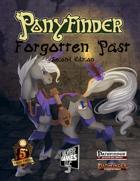 Ponyfinder - Forgotten Past - Second edition