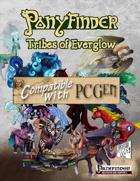 Ponyfinder - Tribes of Everglow PCGen Extension