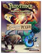 Ponyfinder - Princess Luminace Guide PCGen Extension