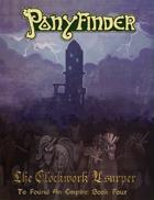 Ponyfinder - The Clockwork Usurper