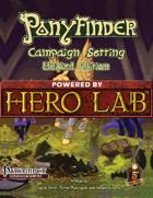 Ponyfinder - 5E Herolab Extension