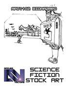 Science Fiction Stock Art: Biohazard