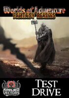 Worlds of Adventure: Fantasy Realms - Test Drive