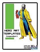 Hero Art Templates Compendium 3
